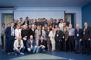 The participants of XIV International Conference «Material Issues in Design, Manufacturing and Operation of Nuclear Power Plants Equipment»